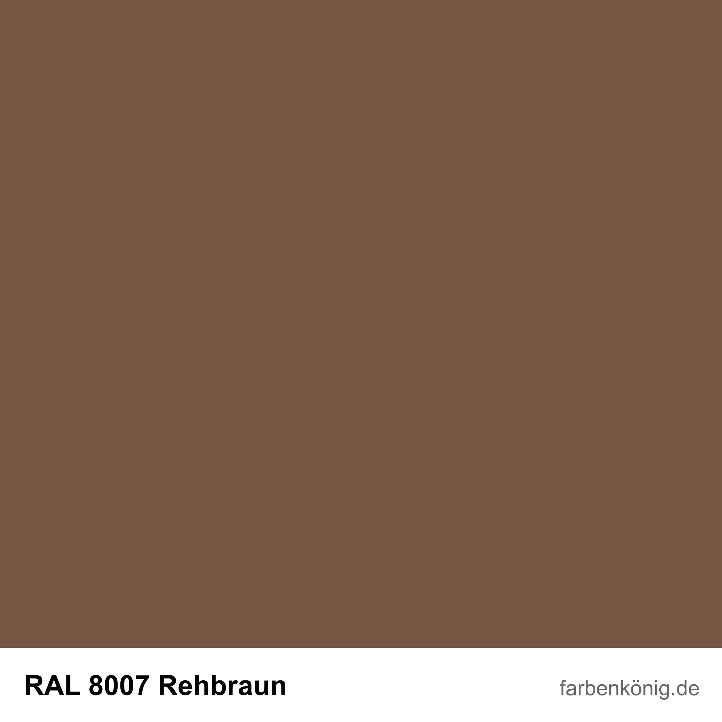 RAL8007