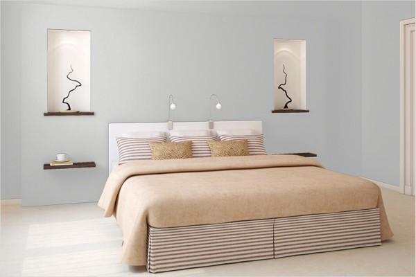 Trendfarbe Loft Grey (matte Wandfarbe)