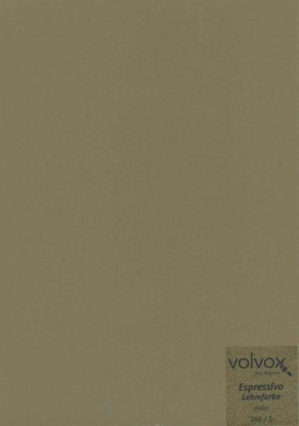 Volvox Espressivo Lehmfarbe - resin