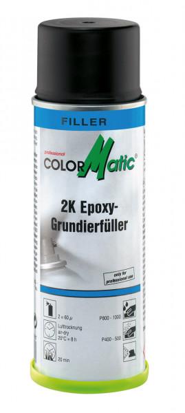 2K Epoxy-Grundierfüller