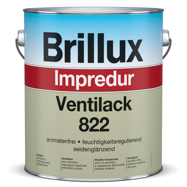 Impredur Ventilack 822 weiß