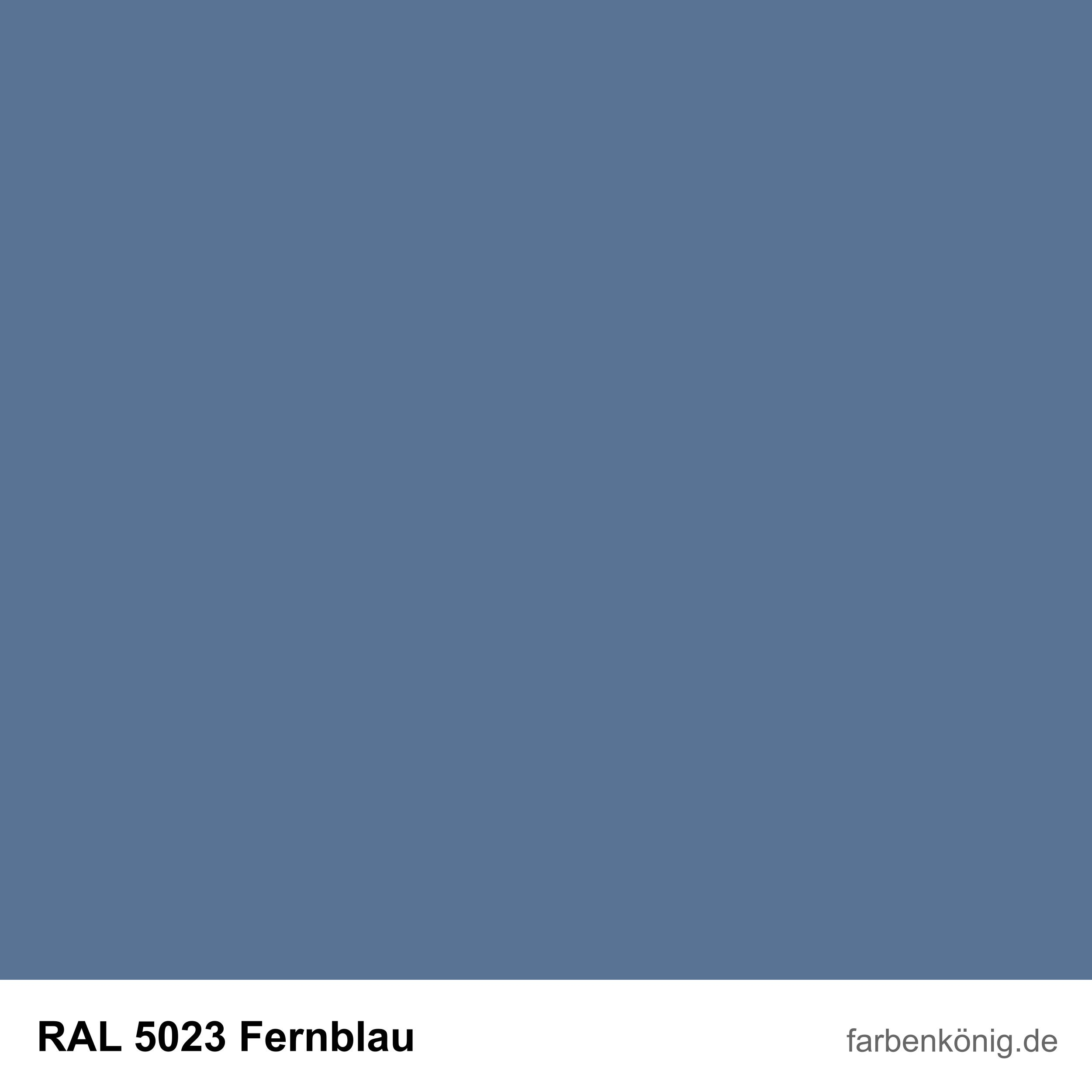 RAL5023