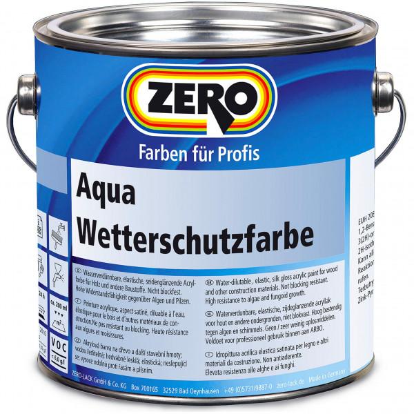 Aqua Wetterschutzfarbe