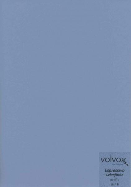 Volvox Espressivo Lehmfarbe - pacific
