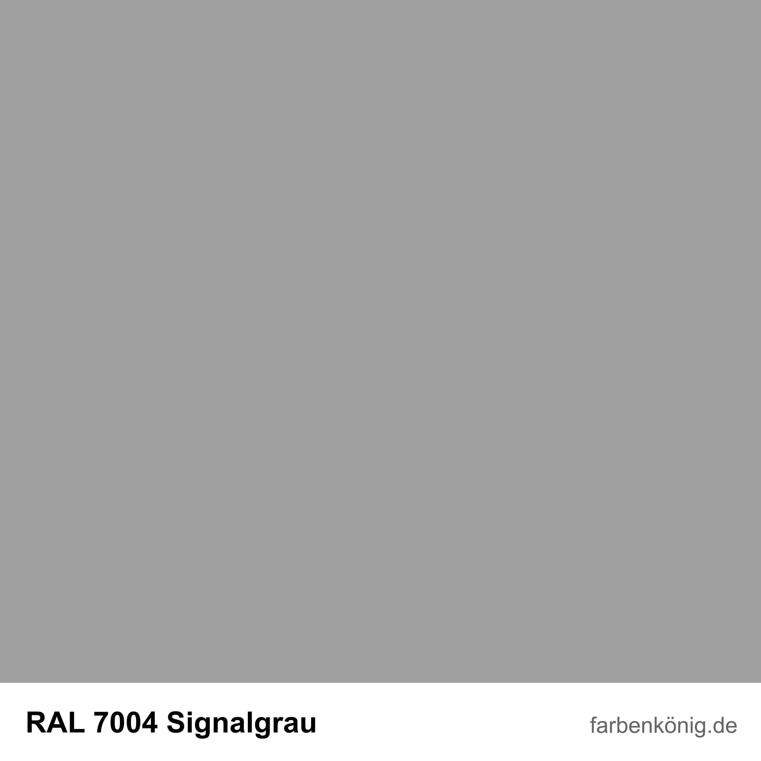 RAL7004