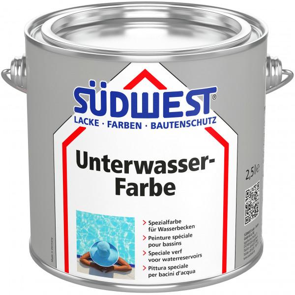 Südwest Unterwasser-Farbe