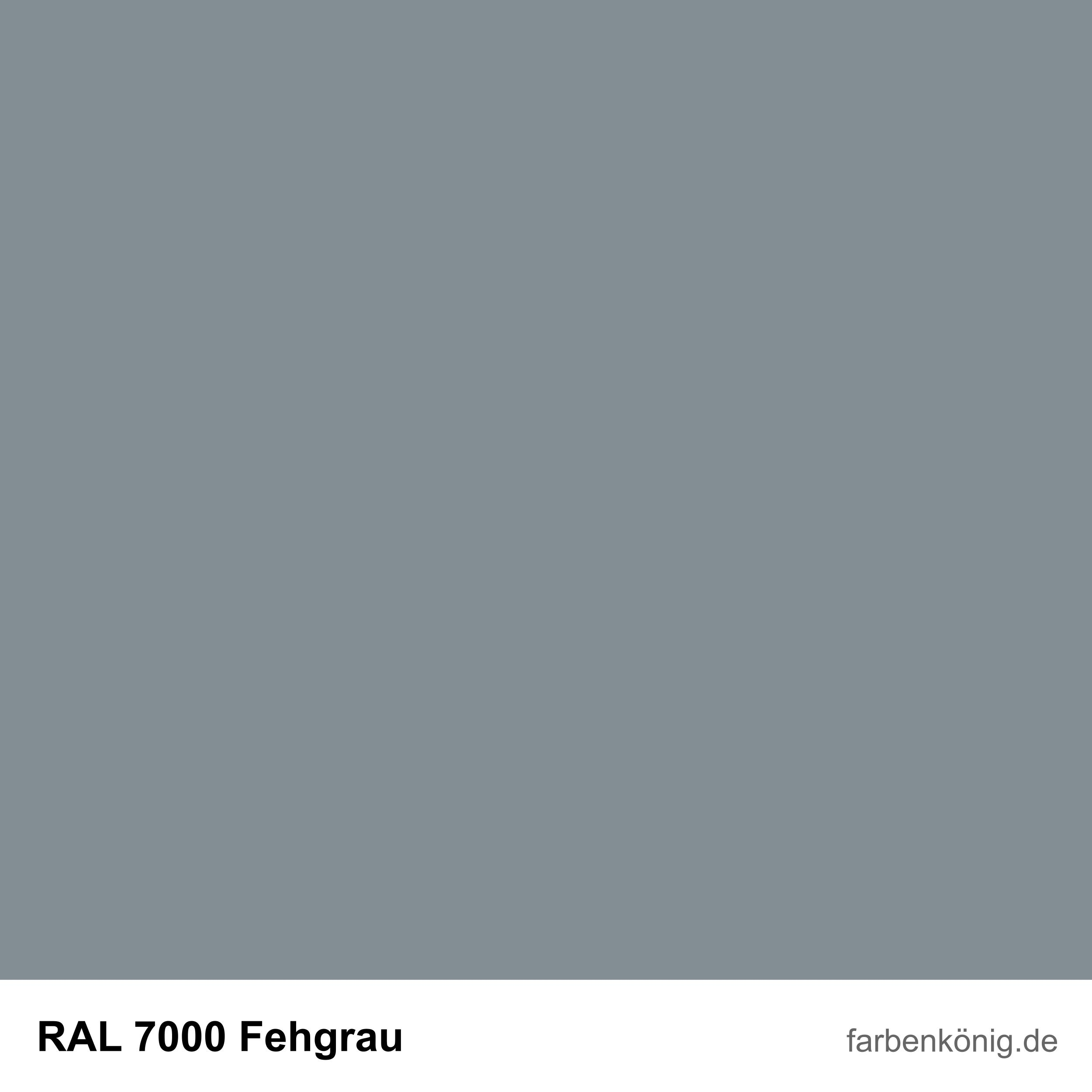 RAL7000