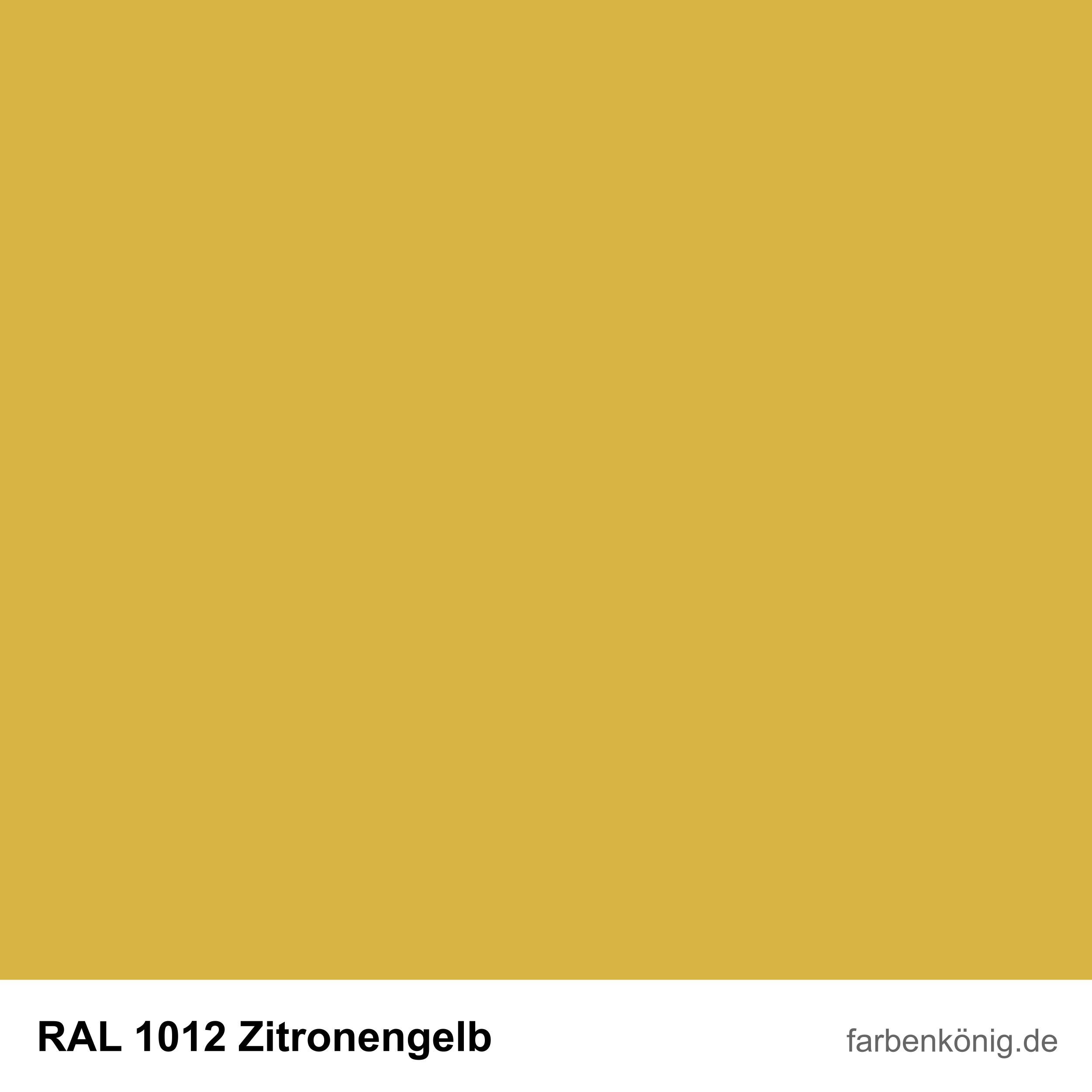 RAL1012