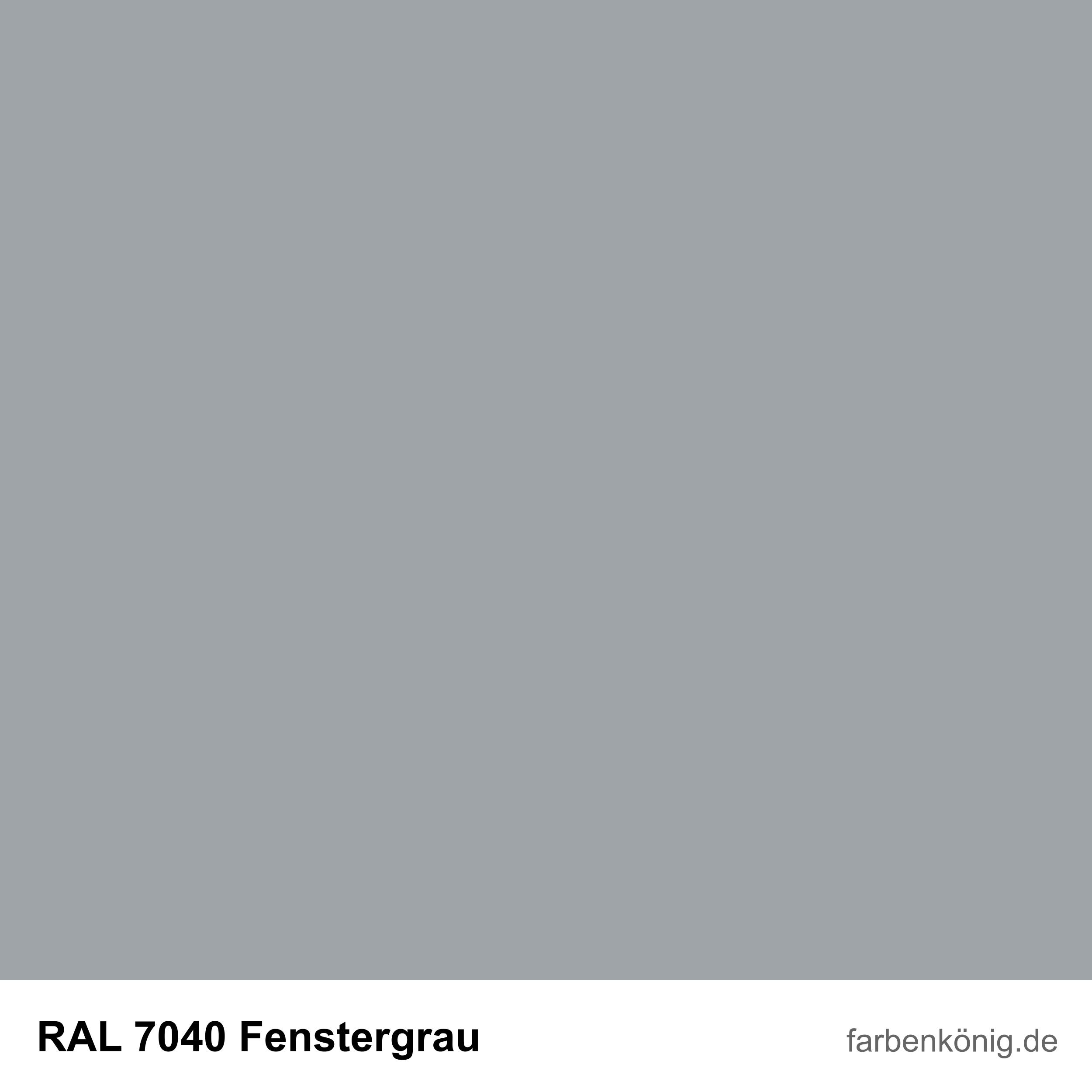 RAL7040