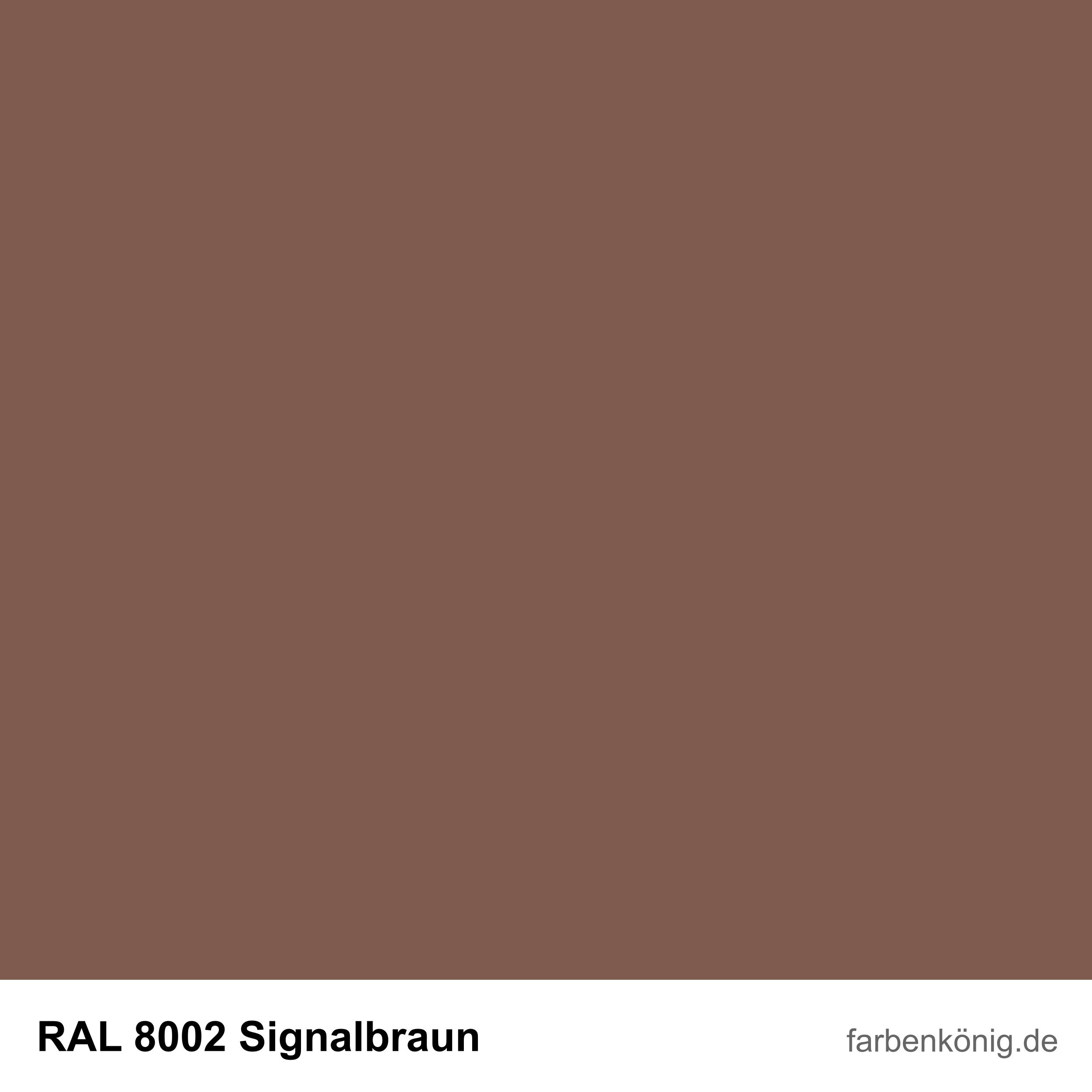 RAL8002
