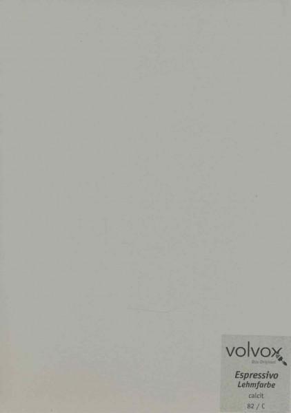 Volvox Espressivo Lehmfarbe - calcit
