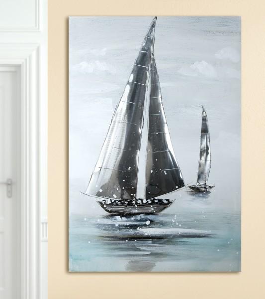 "Gemälde ""Sailing Boat"""