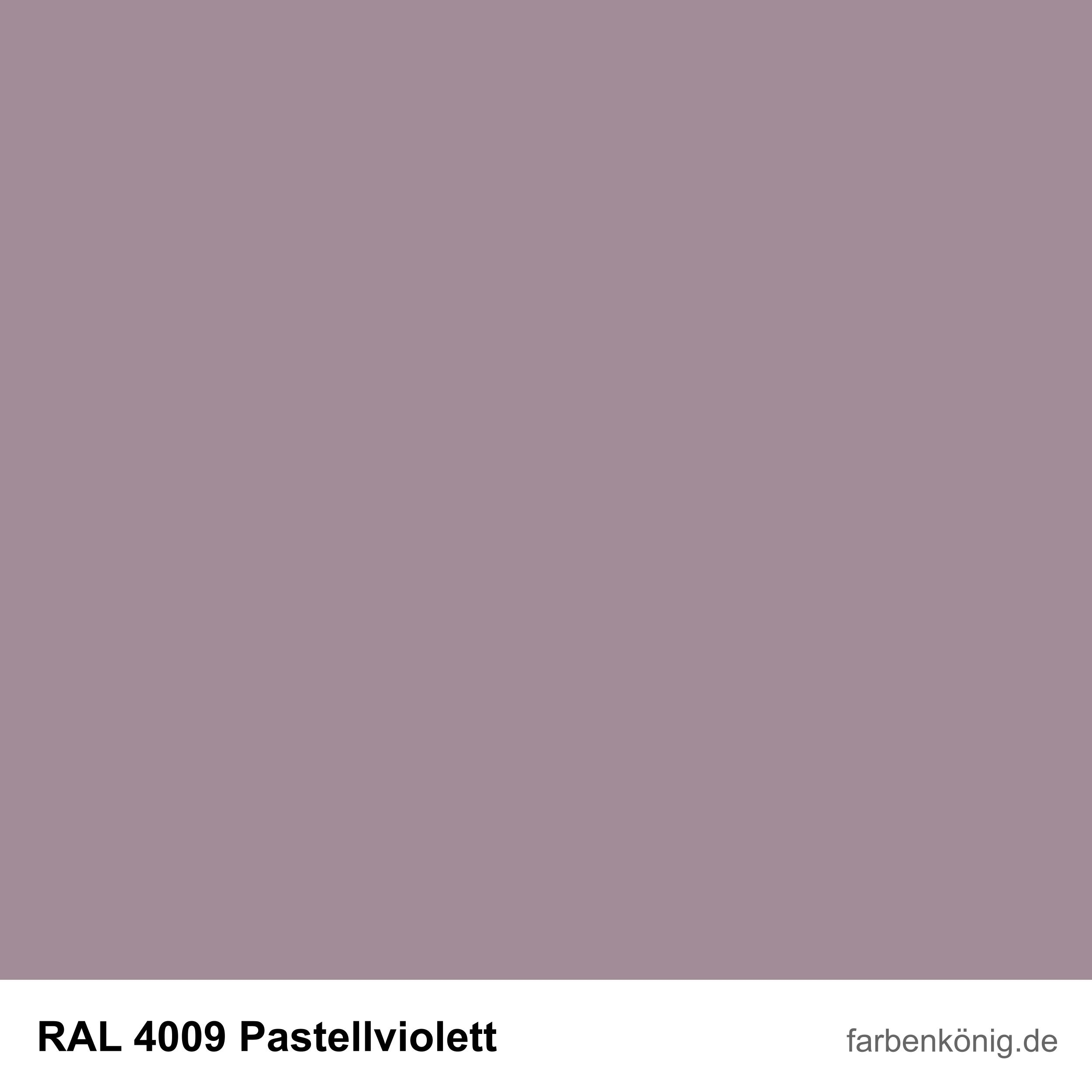 RAL4009