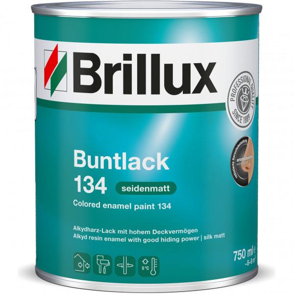 Buntlack Seidenmatt 134