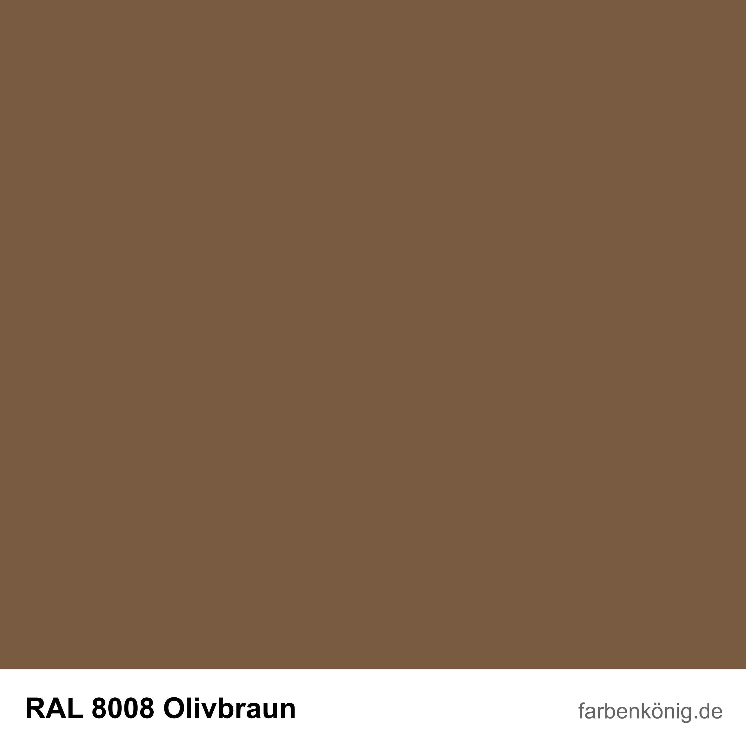 RAL8008