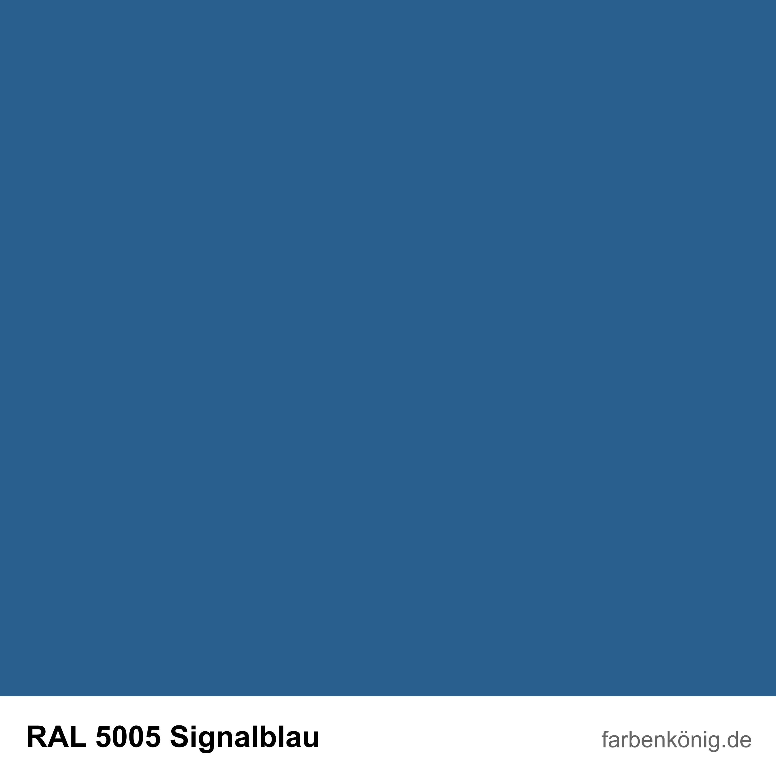 RAL5005