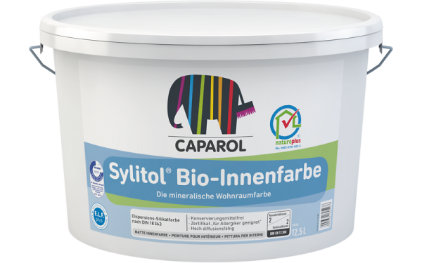 Sylitol® Bio-Innenfarbe