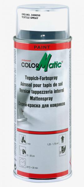 Teppich-Farbspray