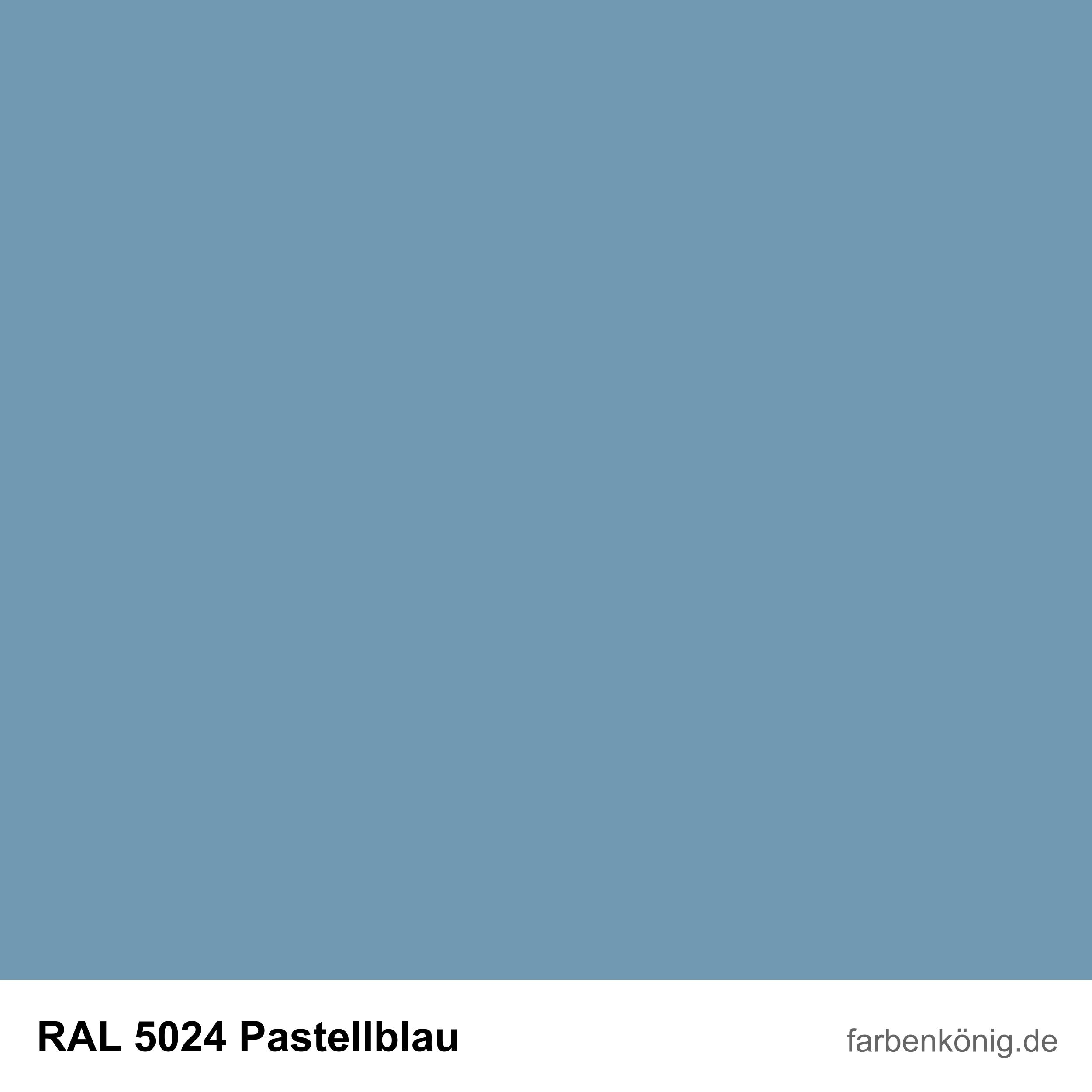 RAL5024