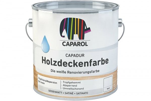 Capadur Holzdeckenfarbe