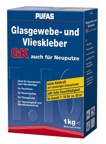 Glasgewebe- und Vlieskleber GK