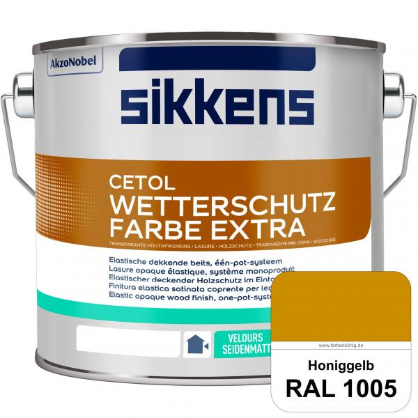 Cetol Wetterschutzfarbe Extra (RAL 1005 Honiggelb)