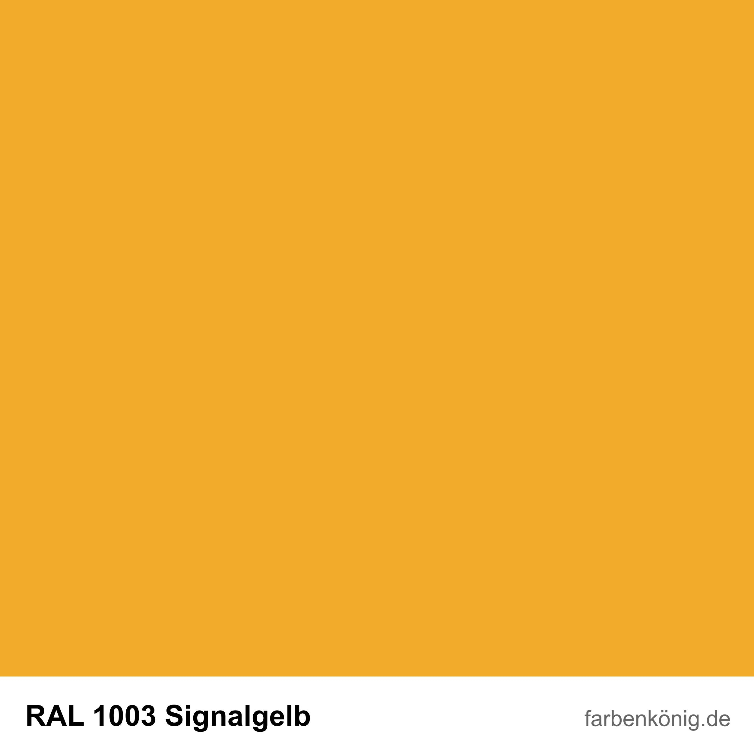 RAL1003