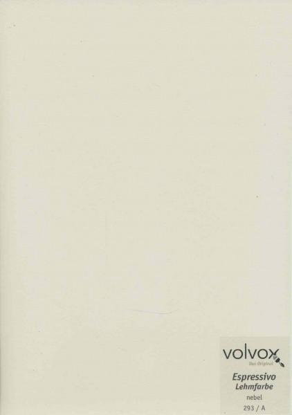 Volvox Espressivo Lehmfarbe - nebel