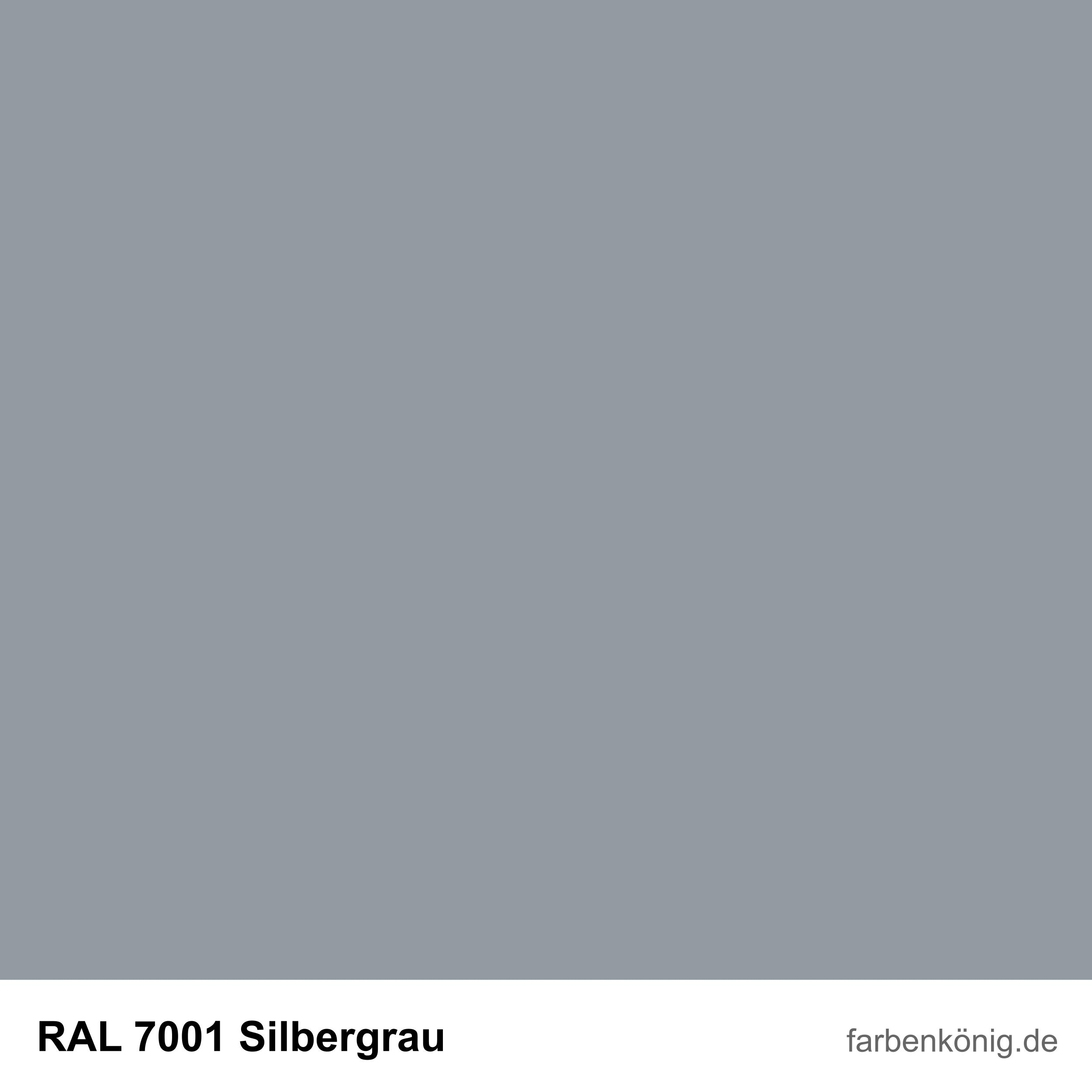 RAL7001