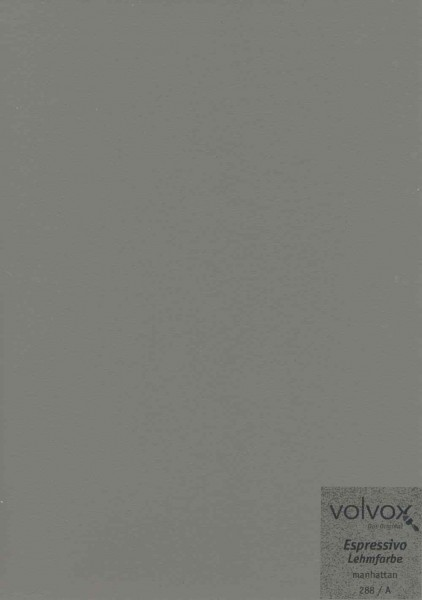Volvox Espressivo Lehmfarbe - manhattan