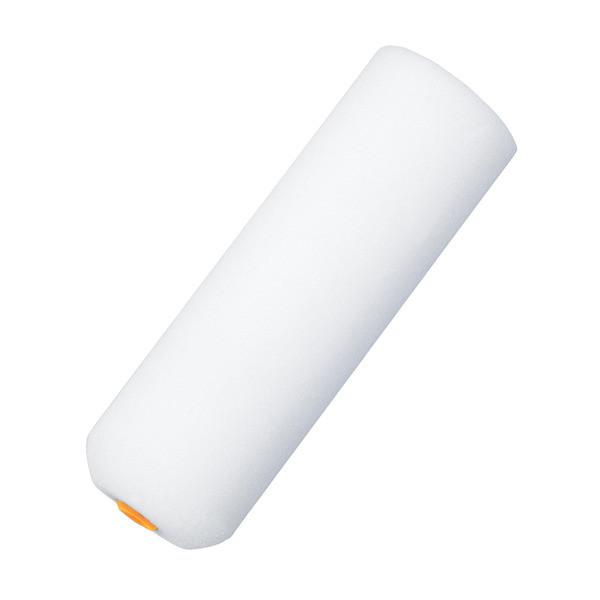 Schaumstoff-Lackierwalze bügelseitig rund 150 mm