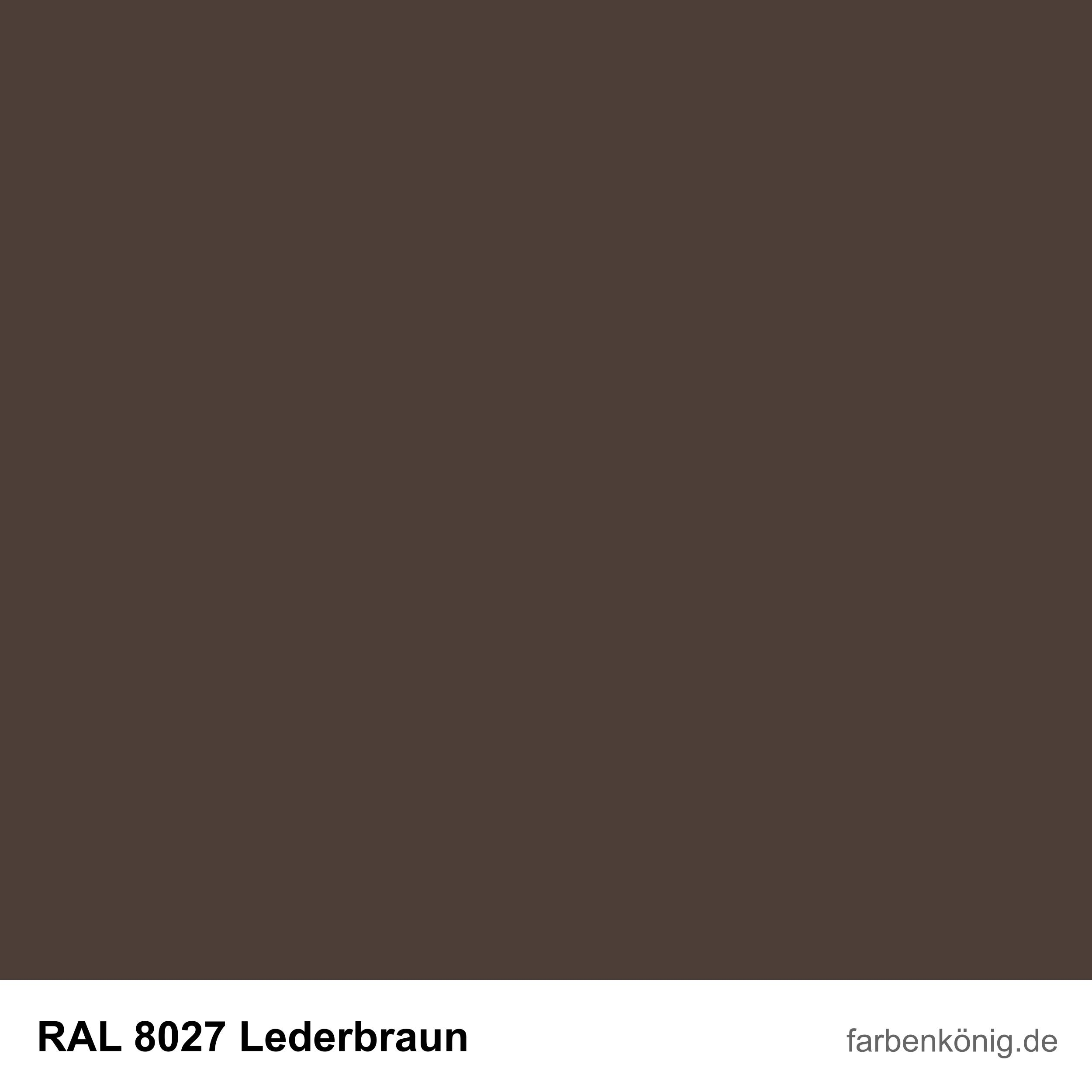 RAL8027