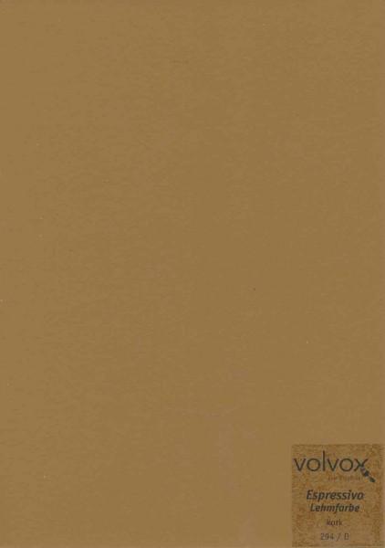 Volvox Espressivo Lehmfarbe - kork