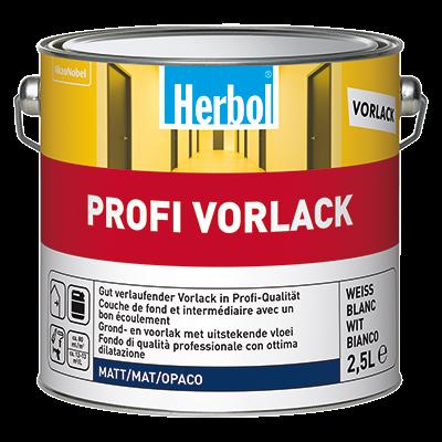Profi Vorlack