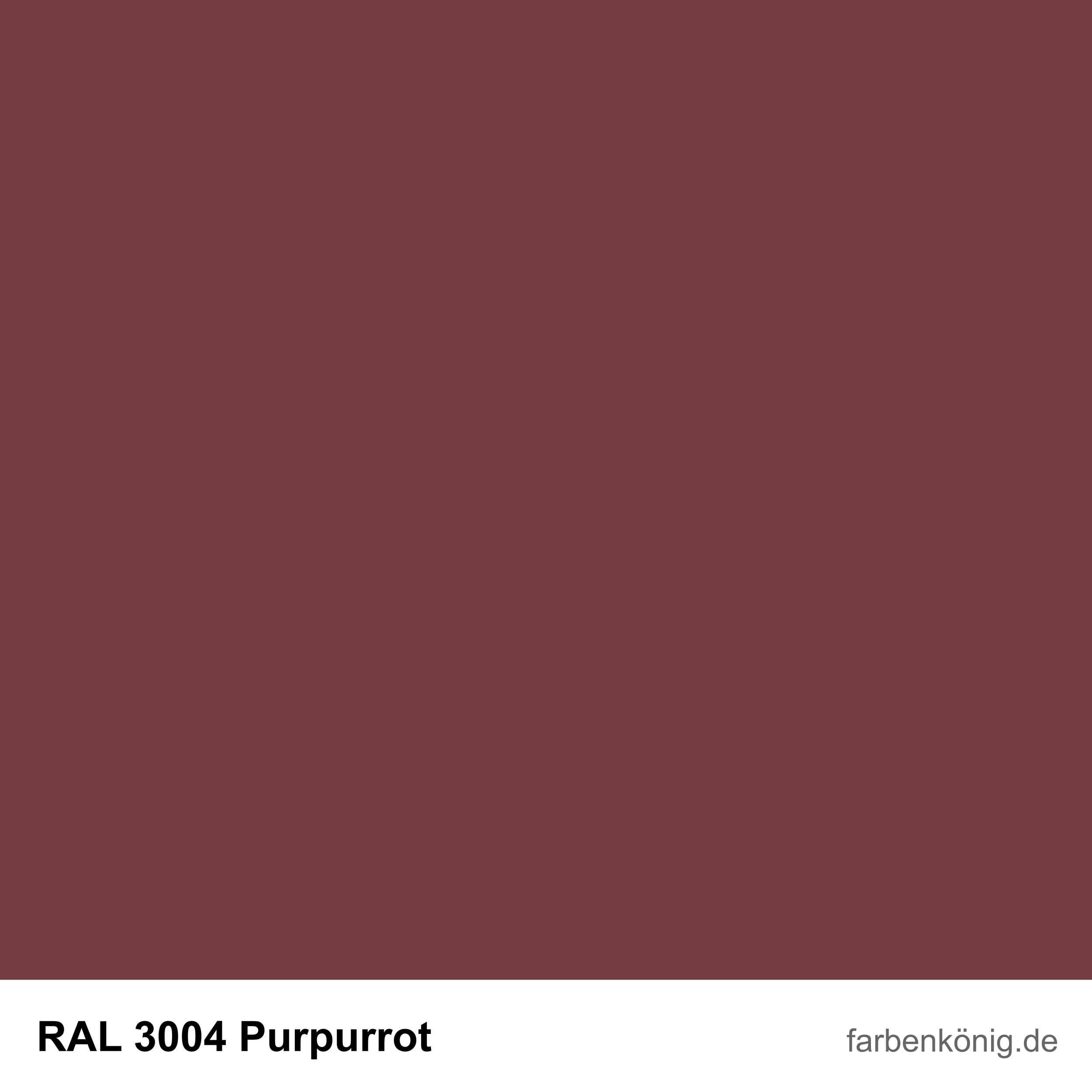 RAL3004