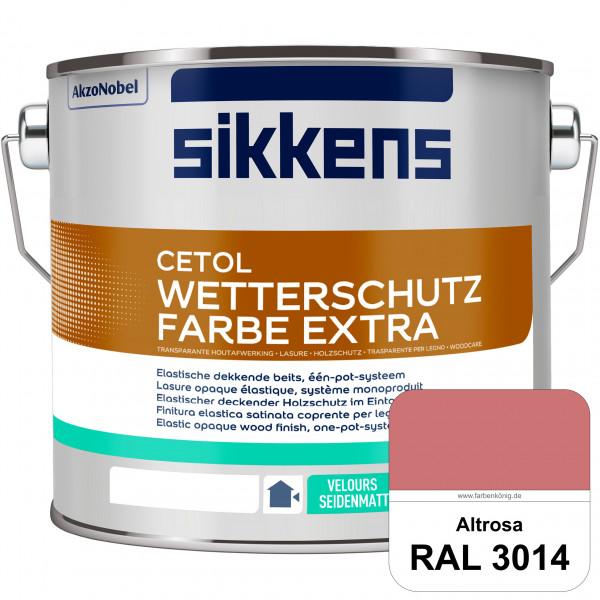 Cetol Wetterschutzfarbe Extra (RAL 3014 Altrosa)