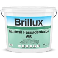 Mattosil Fassadenfarbe 960