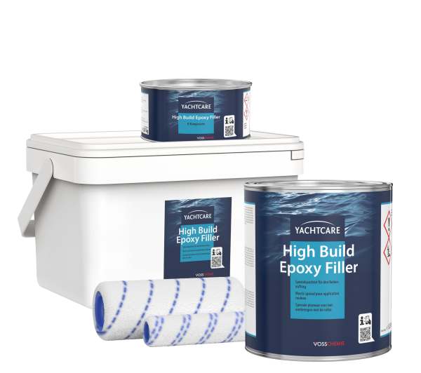 High Build Epoxy Filler