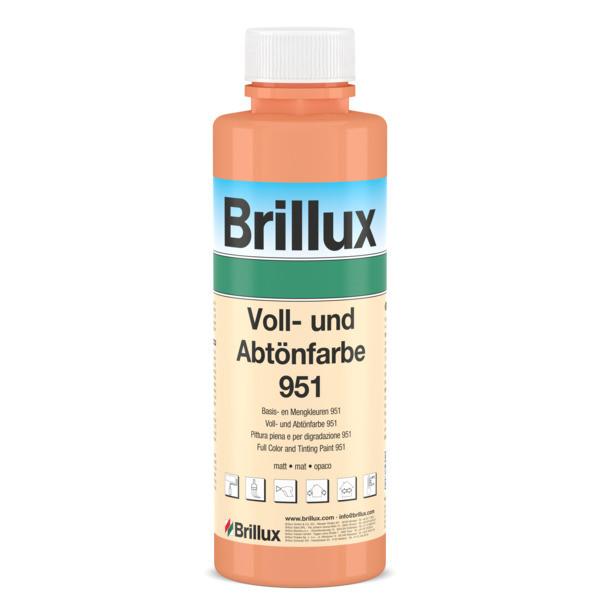Voll- und Abtönfarbe 951