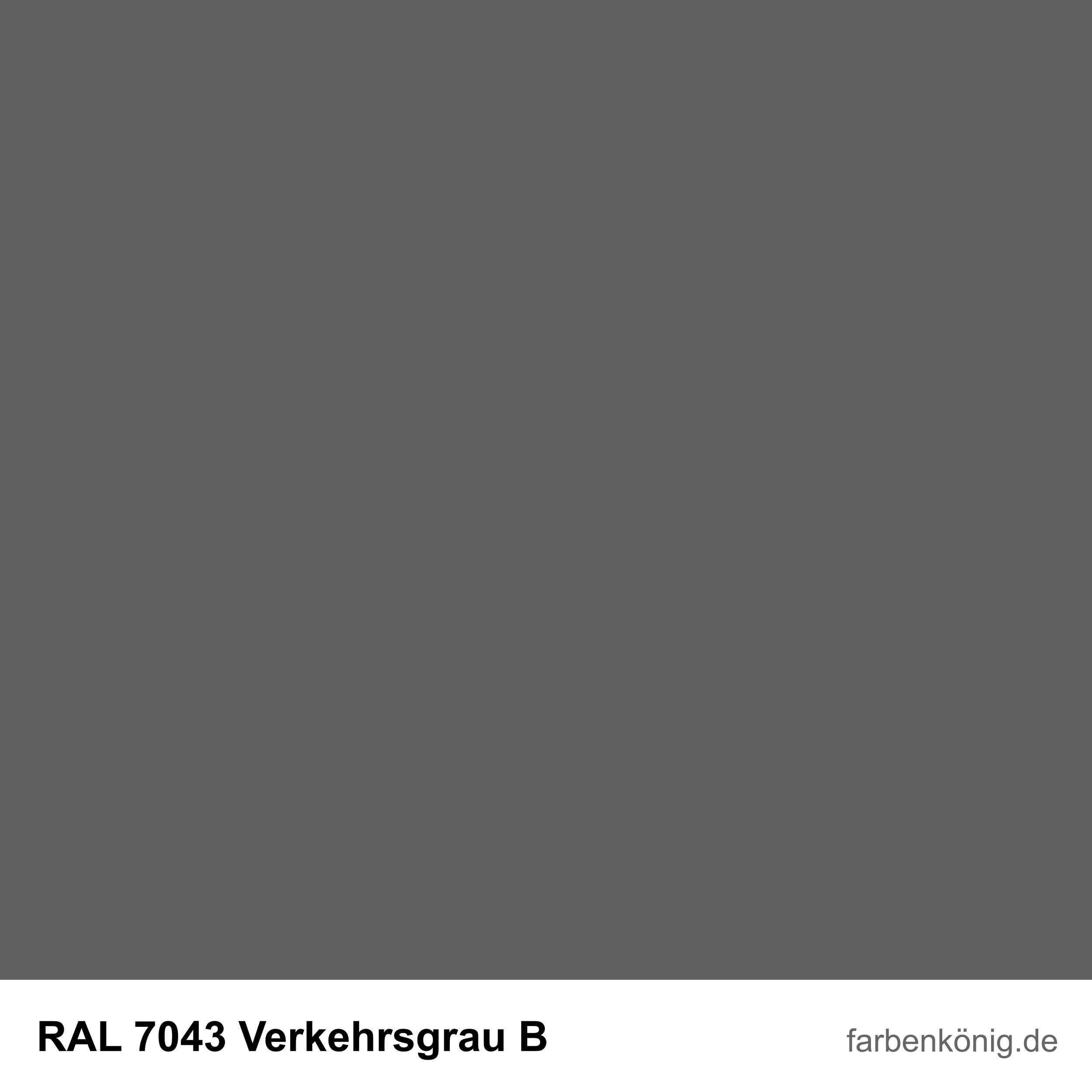 RAL7043