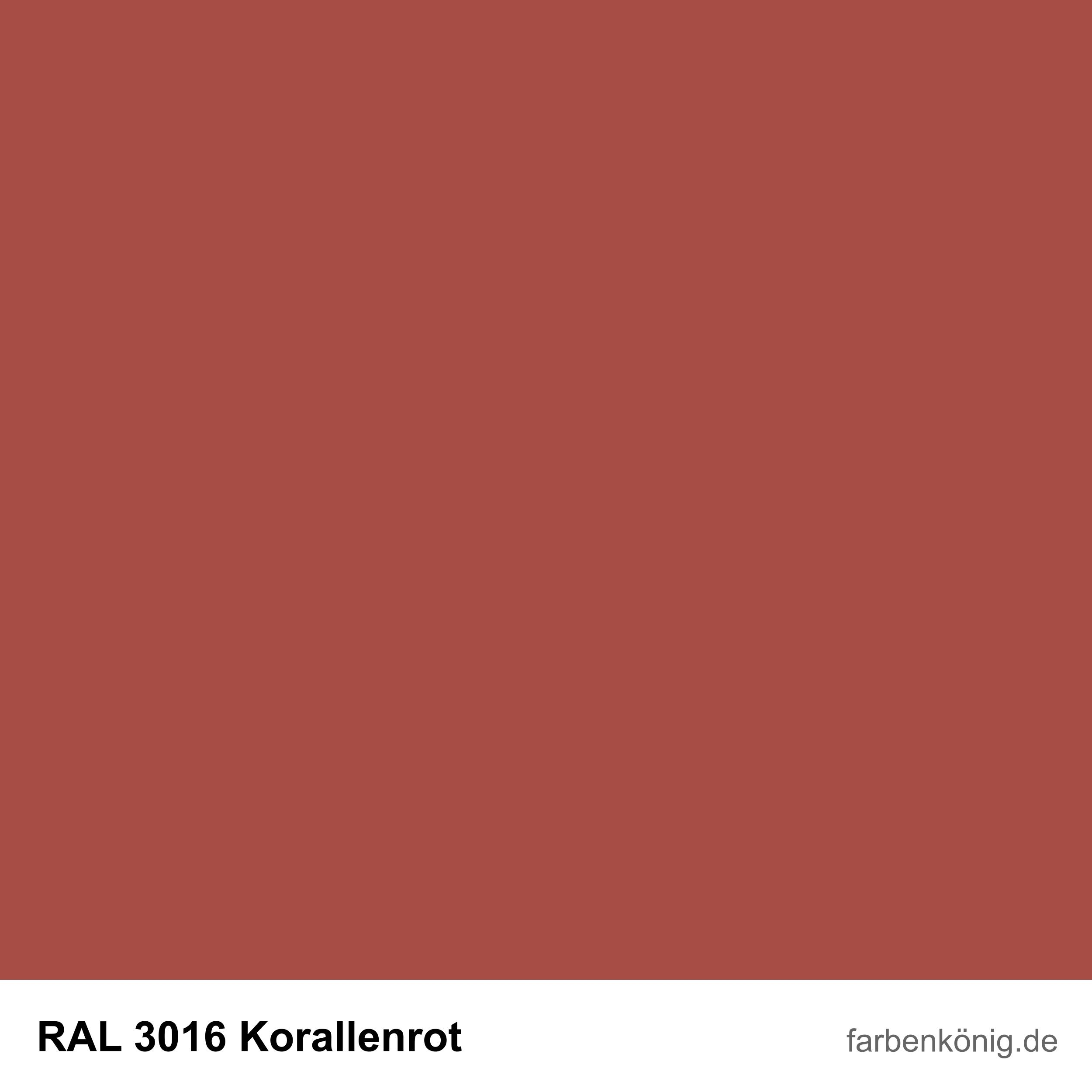 RAL3016