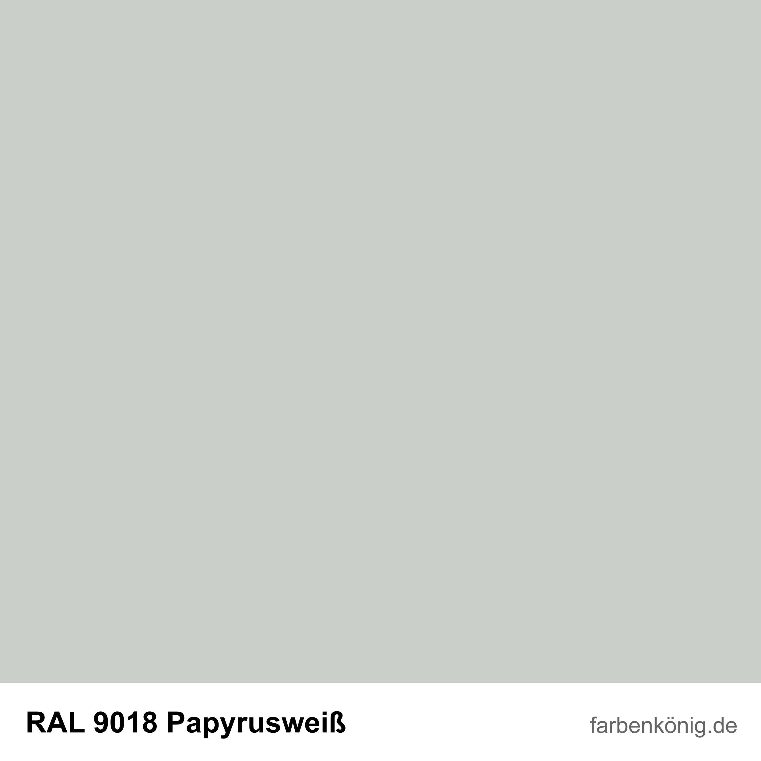 RAL9018