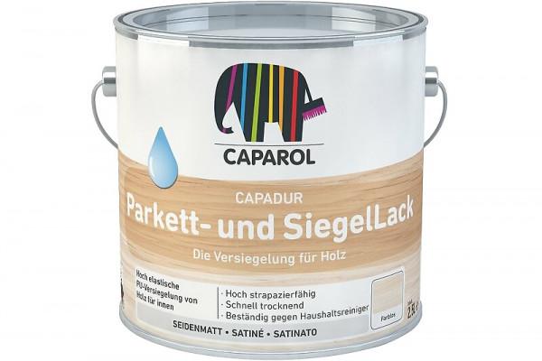 Capadur Parkett- und SiegelLack Seidenmatt