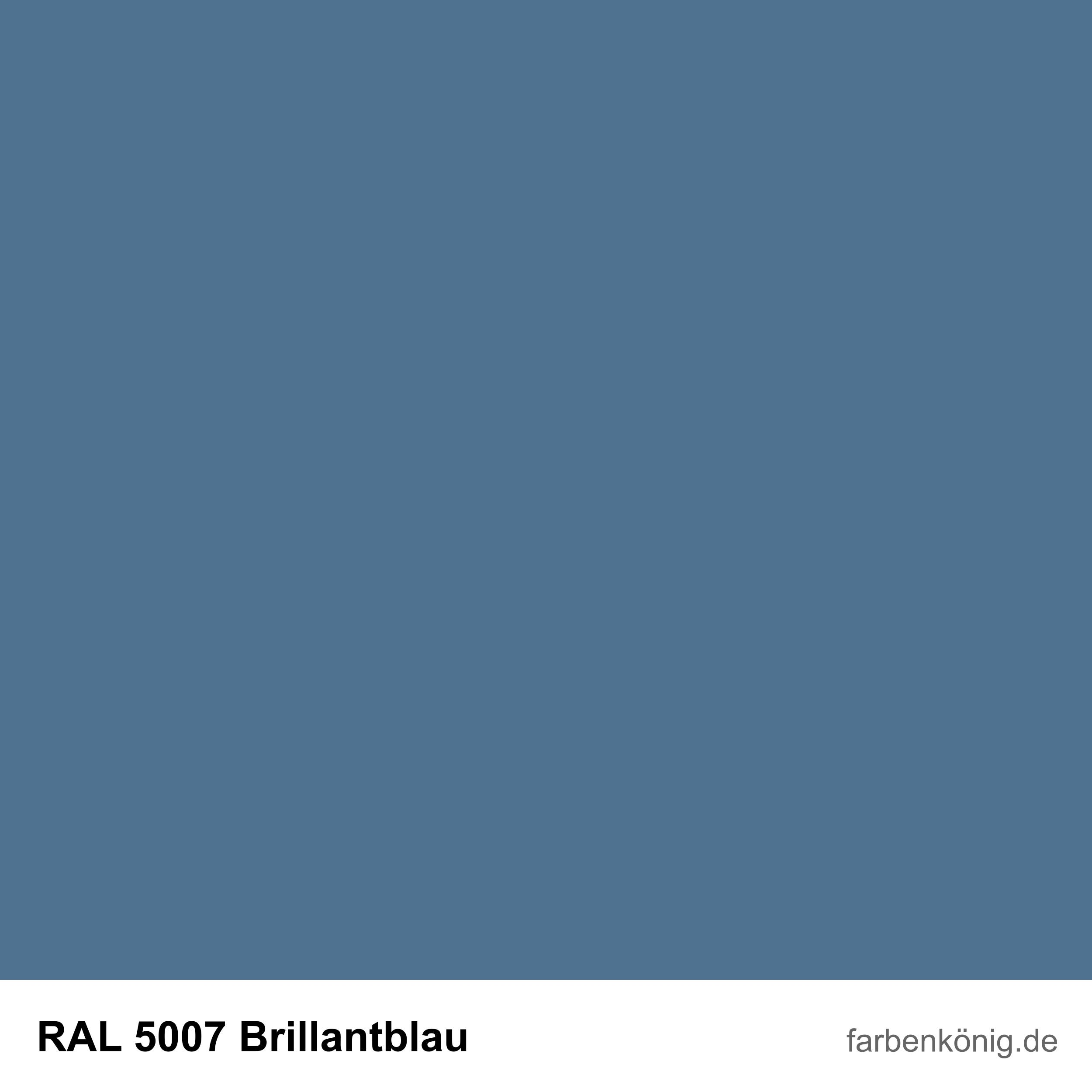 RAL5007