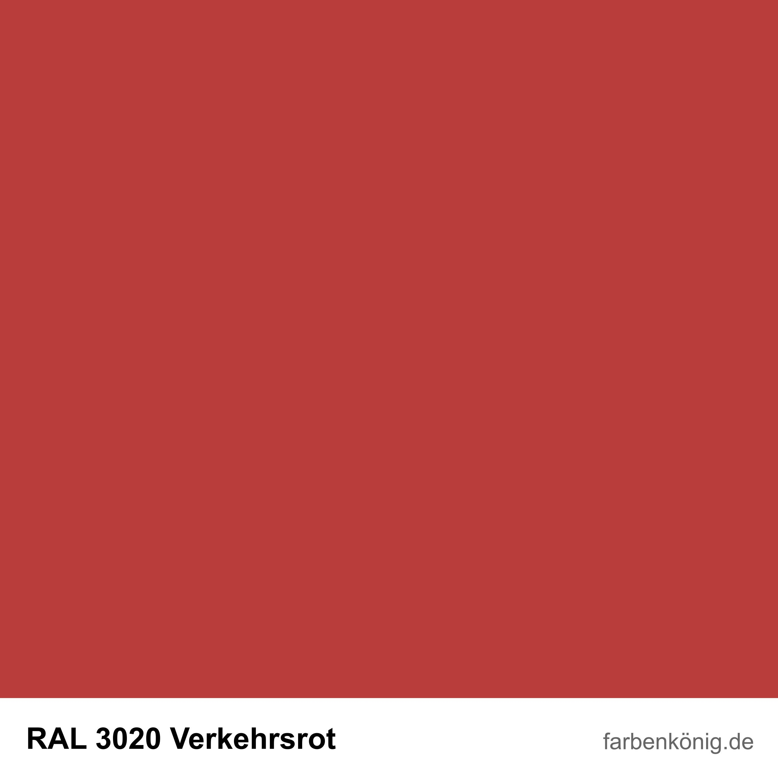 RAL3020