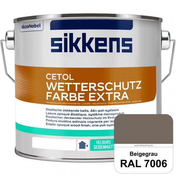 Cetol Wetterschutzfarbe Extra (RAL 7006 Beigegrau)