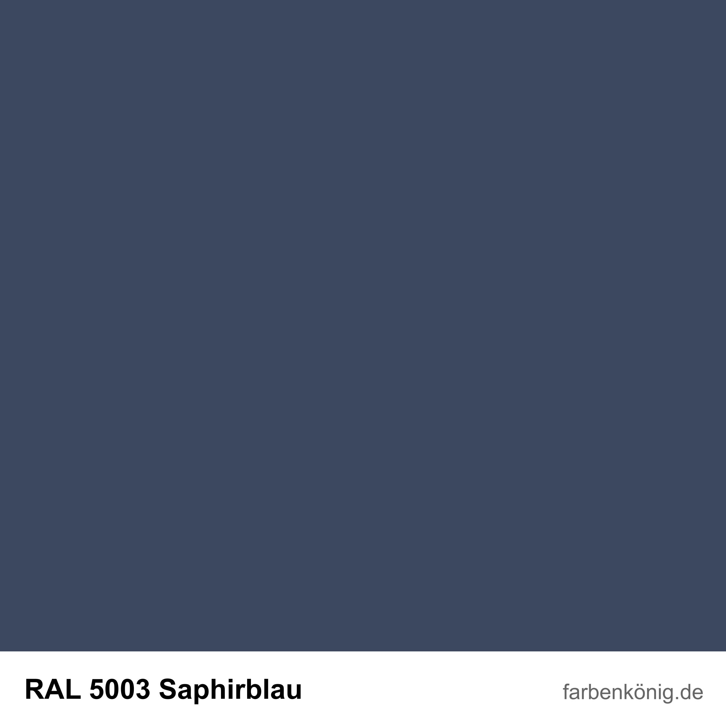 RAL5003