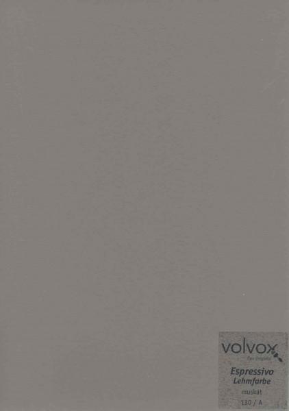 Volvox Espressivo Lehmfarbe - muskat