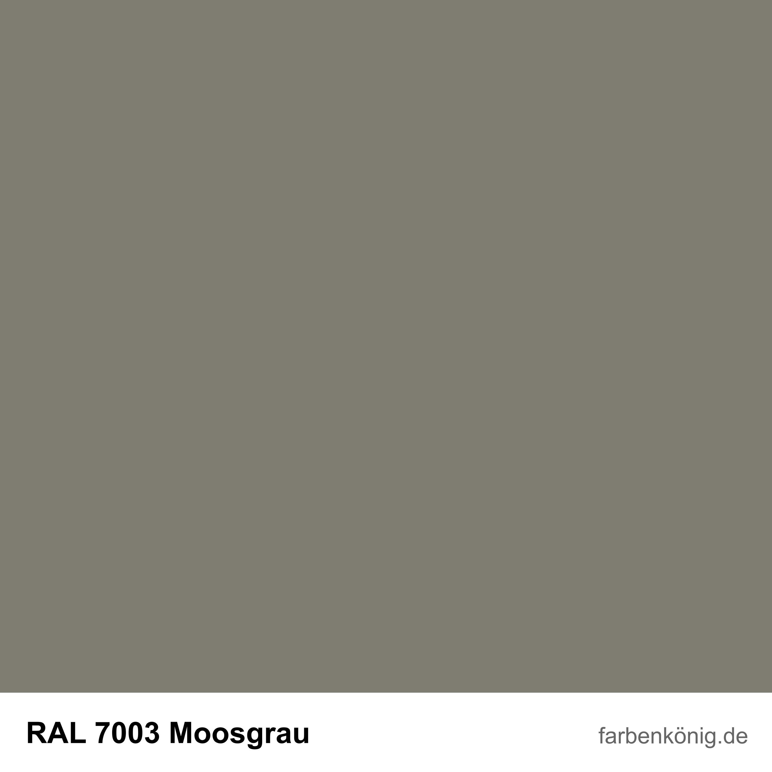 RAL7003