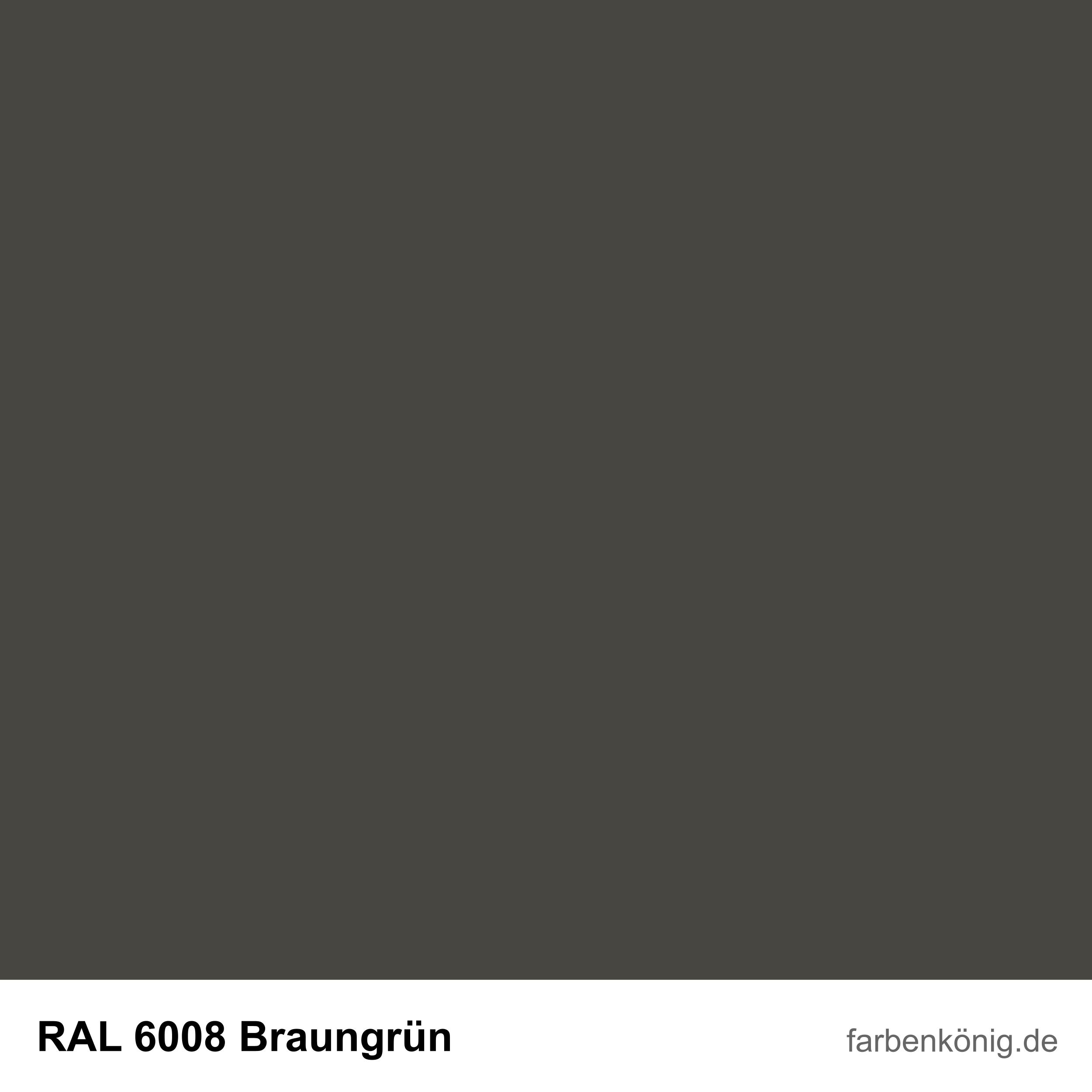 RAL6008